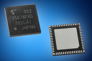 Bluetooth LE IC delivers low current consumption