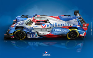 Le Mans challenge looms for Mouser-sponsored team