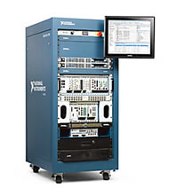 Rack-based configurations lower cost of automated test
