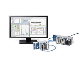 Ethernet chassis deliver time-based synchronisation