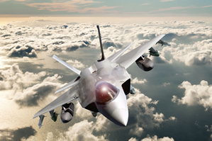 Oxley wins fighter aircraft lighting development contract
