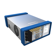 Four-slot USB/LXI modular chassis set for IEEE AUTOTESTCON debut
