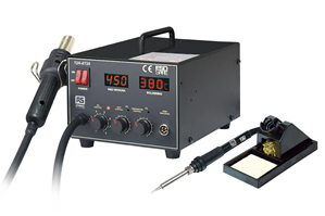 Soldering station added to rework tool range