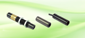 Laser-diode modules target alignment applications