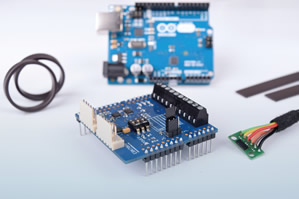 Evaluation kit aids development of motion control systems