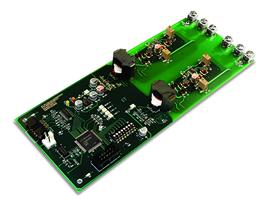 SiC MOSFET driver reference design optimised for desaturation protection