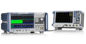Signal analyser option provides 5GHz analysis bandwidth