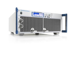 Broadband amplifiers feature tunable transmission characteristics