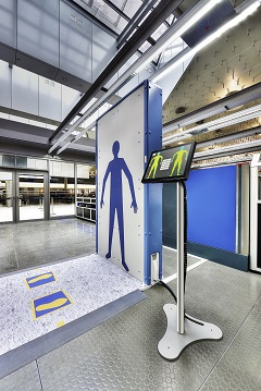 Airport security scanner gains TSA approval