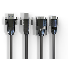 USB 3.1 cables replace conventional interfaces