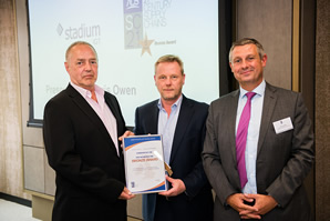 Stadium achieves SC21 award for fifth consecutive year