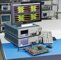 ECOC display addresses 400G test challenges