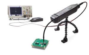 Isolated measurements system enhanced with higher input impedance