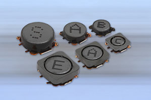 Space saving power inductors target portable electronics