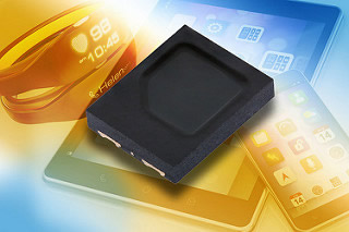 PIN photodiodes enable slim sensor designs