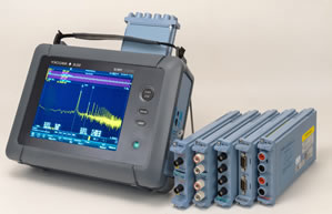 Portable ScopeCorder combines measurement and recording capabilities
