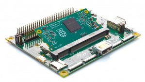 Raspberry Pi dives deeper into embedded design
