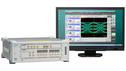 Oscilloscope firmware cuts test time and costs