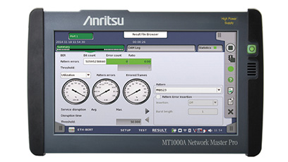 Anritsu team contributes to IEEE 1914.3 release