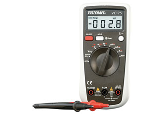 Digital multimeter targets professionals and hobbyists