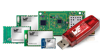 Wireless modules offer Bluetooth transmission solution