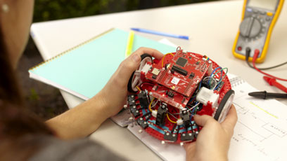 Robotics kit gives students primer in systems-level design