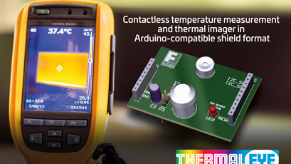 Development board accelerates thermal imaging
