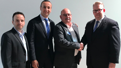 electronica: HARTING and Heilind seal global pact