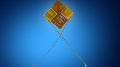 PIFA antenna targets Wi-Fi MIMO applications