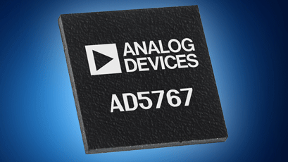 12-bit DAC reduces need for external components