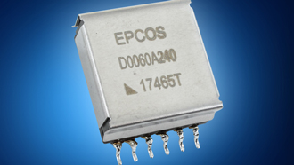 Pulse transformers meet PoE++ Applications up to 60W