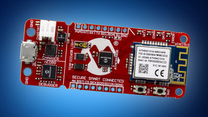 Evaluation board targets IoT sensor node applications