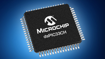 DSCs target high-performance motor control applications
