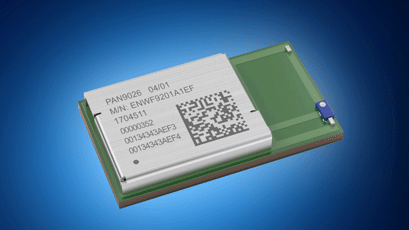 Bluetooth 5 module boasts high data rates and low power