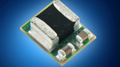Step-down DC/DC power modules cut board space by 58%