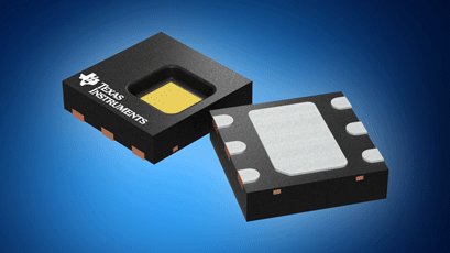 Sensor offers high accuracy in compact package