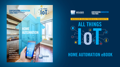 IoT e-book focuses on home automation