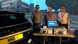 University's 5G mmWave test platform gets help from NI