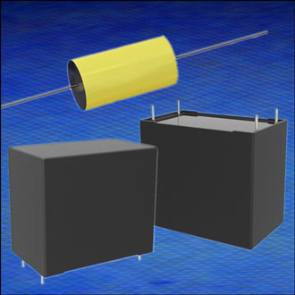 Film capacitors provide circuit protection