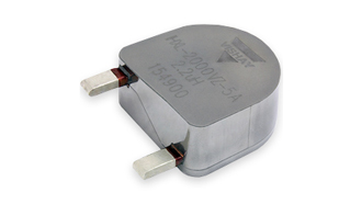 Inductor delivers up to 250A continuous current rating