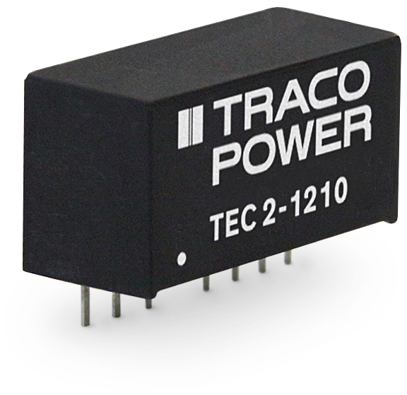 DC/DC converters offer improved efficiency