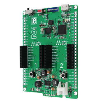 MCU development kit leads to faster prototypes
