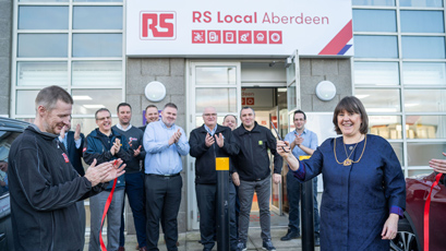 RS relaunches local branches in Aberdeen and Pontypridd