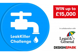 LeakKiller Challenge winners home and hosed