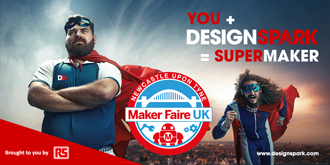 Makers howay! RS sponsors Newcastle Maker Faire