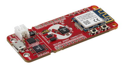 IoT development board saves time and money