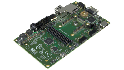 FPGA and SoC modules add punch to processing portfolio