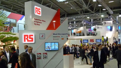 electronica 2018: Inspiration beckons at RS Components