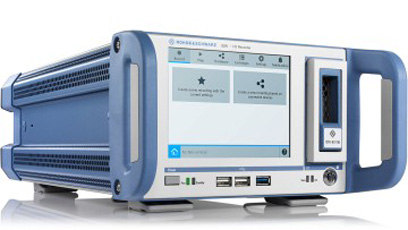 I/Q data recorder enables realistic device tests in lab