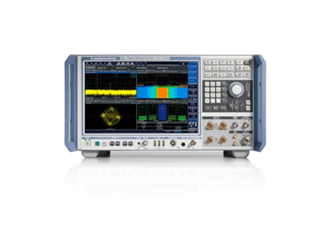 Firmware enables 3GPP 5G New Radio signals tests